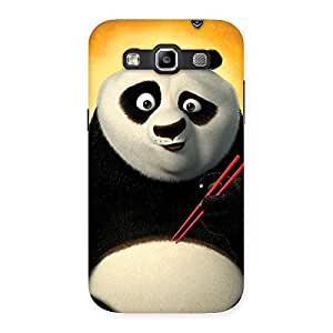 Ajay Enterprises Cuty Kungfupanda Back Case Cover for Galaxy Grand Quattro