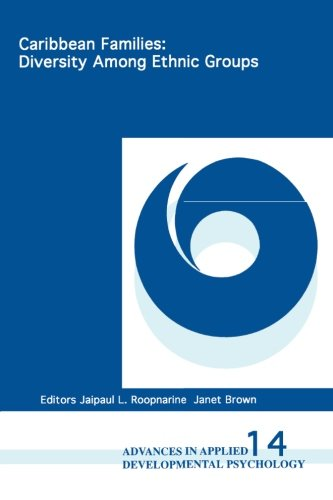 Caribbean Families: Diversity Among Ethnic Groups (Advances in Applied Developmental Psychology)
