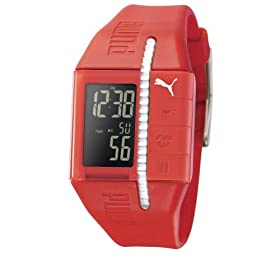 Puma Unisex Active Collection Cardiac Heart Rate Monitor Watch #PU900111002