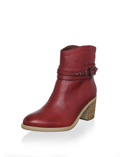 Boutique 9 Women's Clarnella Ankle Boot  - Red
