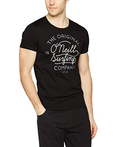 O'Neill T-Shirt Manica Corta Lm Company S/Slv [Verde]