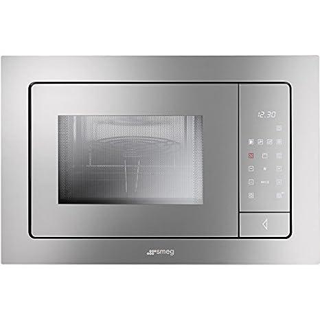 Smeg FME120 Micro-ondes 20 L Argent