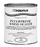 Interlux Inter-Prime Wood Sealer Clear Quart
