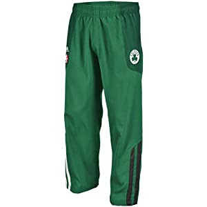 Buy Adidas Boston Celtics On-Court Warmup Pant by adidas