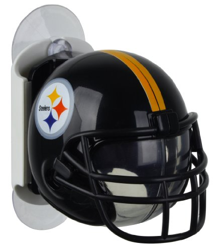 Flipper Nfl Helmet Toothbrush Holder - Pittsburgh Steelers at Amazon.com