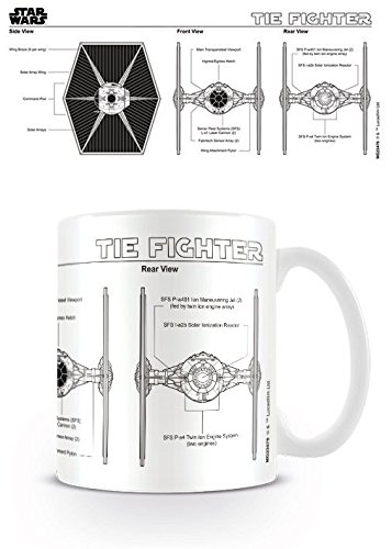 pyramid-international-star-wars-tazza-mug-cravatta-tie-fighter-sketch