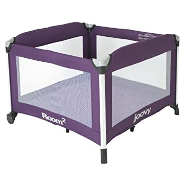Joovy Room2 Portable Playard, Purpleness