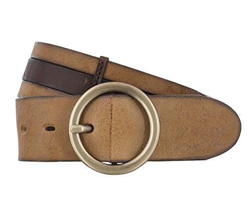 Marc O'Polo 610827503223, Cintura Donna, Mid Brown 785, 95