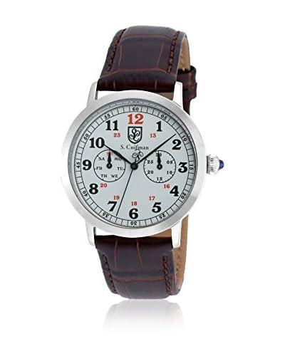 S. Coifman Reloj de cuarzo Man SC0362 42 mm