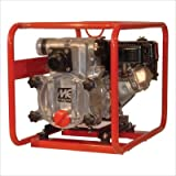 MultiQuip QP2TH Trash Pump Honda GX-160 4.8 hp engine 211 GPM