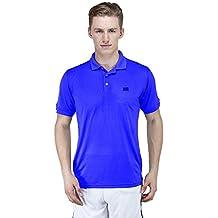 T10 Sports Royal Blue Golf Polo Pique