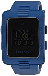 Fastrack Casual Digital Black Dial Mens Watch - 38009PP02J