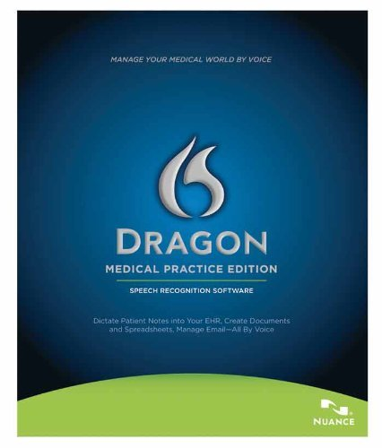 Dragon Medical Practice Edition With Powermic Ii