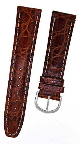 fortis-swiss-uhrenarmband-leder-braun-mit-beiger-naht-kroko-20mm-8804
