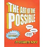 Art of the Possible: Comics Mainly Without Pictures (Paperback) - Common