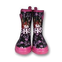 Disney High School Musical Girl's Purple Rain Boots