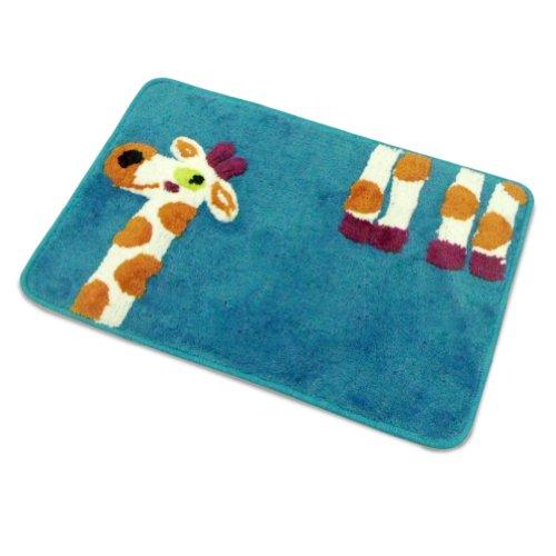 Naomi - [Happy Giraffe-1] Luxury Home Rugs (15.7 by 23.6 inches)