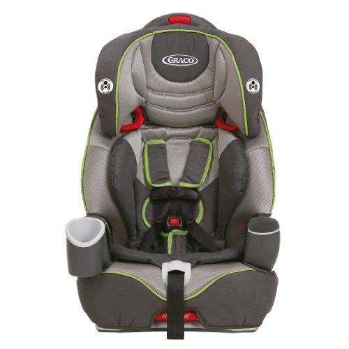 GRACO 葛莱 Nautilus 三合一儿童安全座椅 $119.99(约¥1380)图片