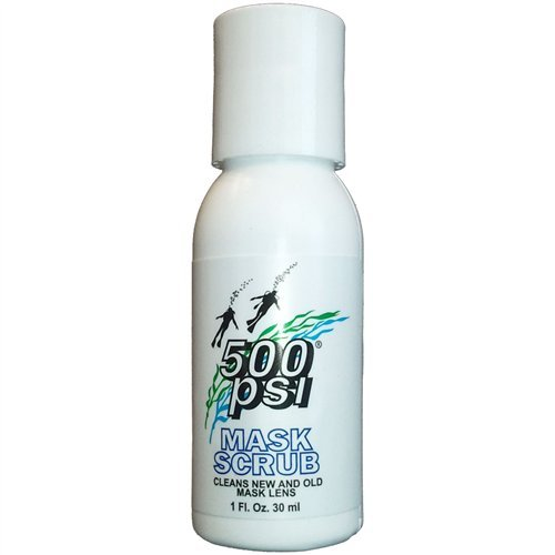 500 PSI Mask Scrub 1 fl oz (30 ml)