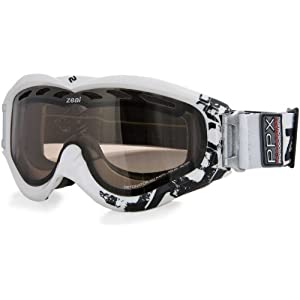 Zeal Optics Detonator PPX Photochromatic and Poly-Carbon Goggles