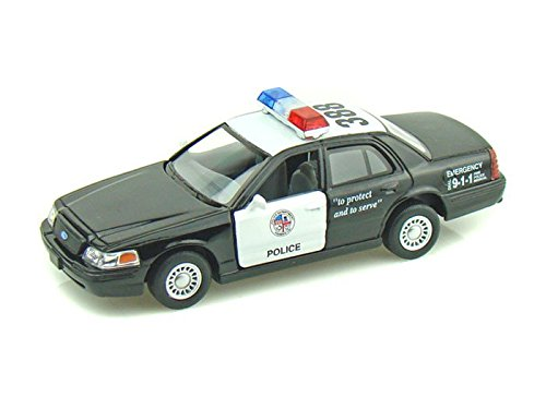 Ford Crown Victoria Police Interceptor 1/42 - 1