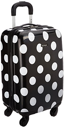 rockland-luggage-20-inch-carry-on-black-dot-medium