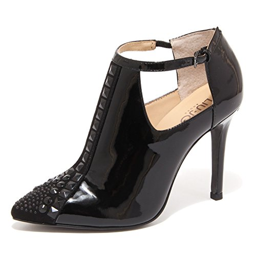 5161P tronchetto LIU JO CECILE nero stivaletto donna boot woman [37]