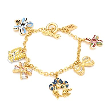 History of Bows Charm Bracelet