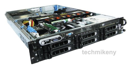 Dell PowerEdge 2950 Gen II 2 Server 2x 3.00GHz