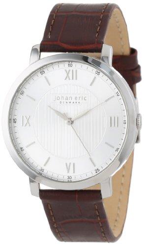 Johan Eric JE1700-04-001 - Reloj para hombres, correa de cuero