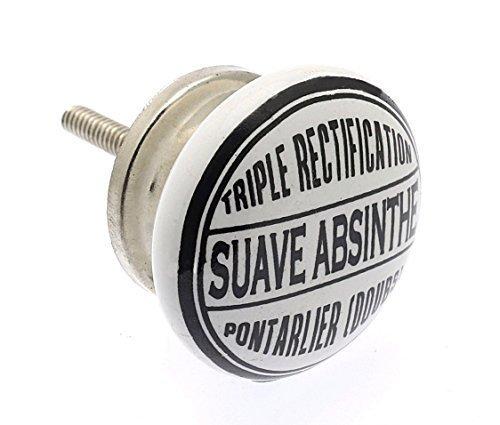 bouton-en-ceramique-suave-absinthe-noir-sur-blanc-38mm-mt-378-chrome-poli-base