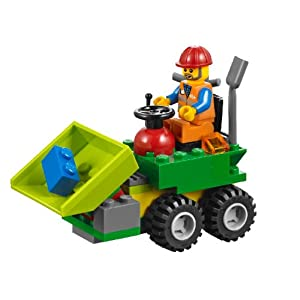 工事現場車両が作れるレゴ基本セット