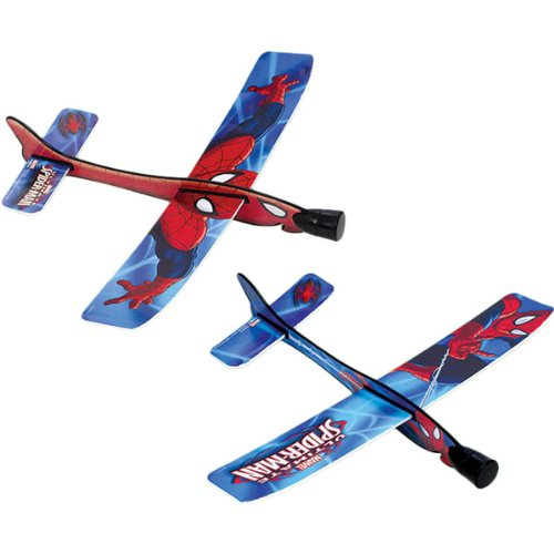 2-Piece Spider-Man Gliders