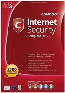 Comodo Internet Security Complete 2012