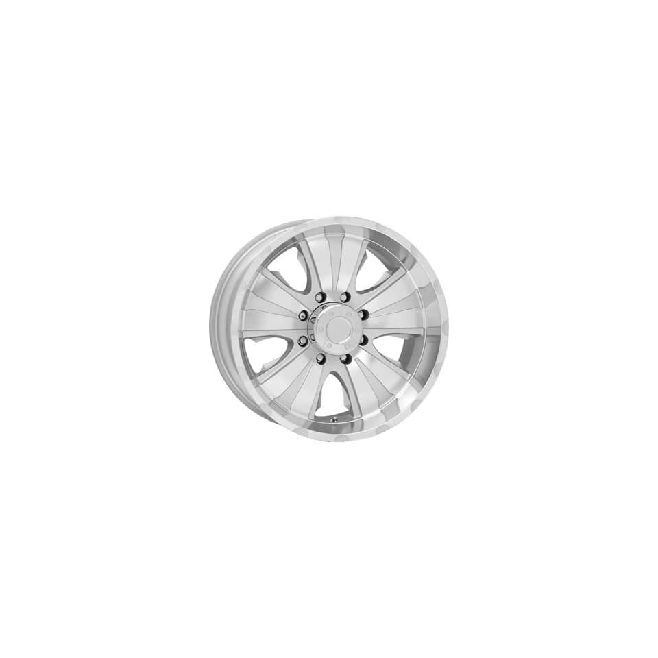 American Racing ATX Dominator 18x9.5 Diamond Cut Wheel / Rim 8x170 with a  19mm Offset and a 0.00 Hub Bore. Partnumber AX108789570