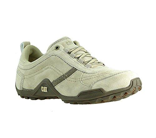 CATERPILLAR Setzer Mens Sneaker beige Pelle P712155, Size:43
