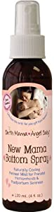 New Mama Bottom Spray Earth Mama Angel Baby 4 oz (120ml) Liquid