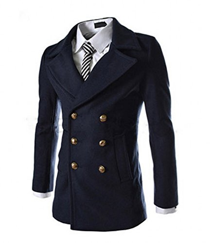 Maxhomme Mens Clothes Clothing Fashion Apparel Military Style Uniform Jacket