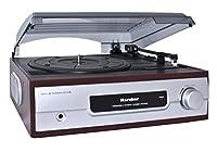 Karcher KA 8050 Plattenspieler mit einge...