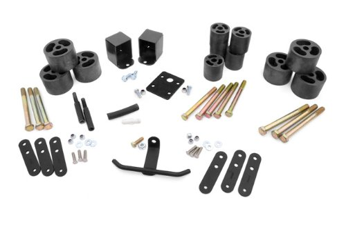 Rough Country - RC610 - 2-inch Body Lift Kit (91 Jeep Yj Lift Kit compare prices)