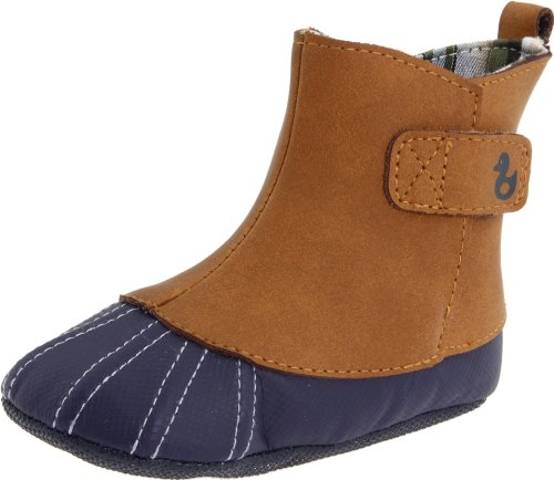 Robeez Mini Shoez Just Ducky Boot (Infant/Toddler)