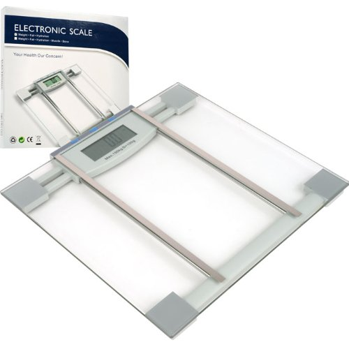 Image of BSS - RemedyT Digital Scale - Body Weight, Fat and Hydration (B0089UQ886)