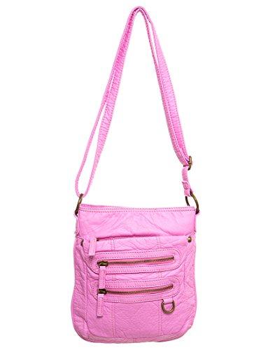 soft-vegan-leather-handbag-crossbody-the-willa-crossbody-by-ampere-creations-pink