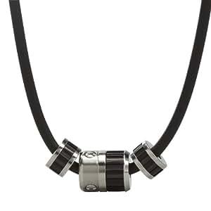 Fossil Jewelry Herren-Kette IP schwarz JF00051998