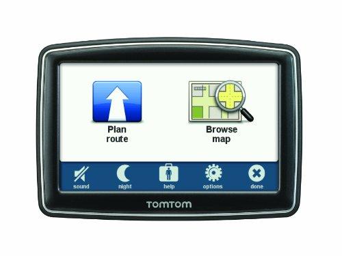 TomTom XL 350 1ET001901 4.3-Inch Portable GPS Navigator