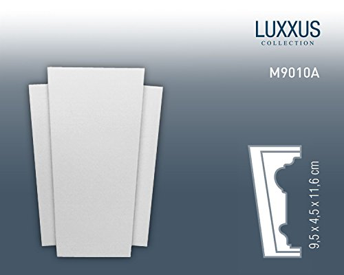 Elemento decorativo per sistema Byblos Orac Decor M9010A LUXXUS