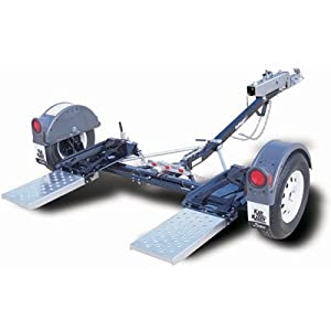 Demco Kar Kaddy 3 Series Tow Dolly Car Trailer RV Tow Dolly With Surge Brakes