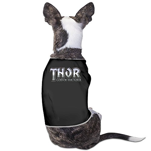 Theming Thor God Of Thunder Dog Vest (Thor Action Figure 6 Inch compare prices)