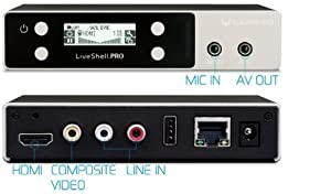 CEREVO LiveShell PRO HDライブ映像配信機 PC不要でHD映像を配信可能 CDP-LS02A