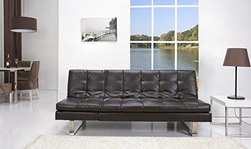 Pulaski Braxton Ratcheting Futon Sofa and Bed